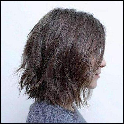 layered bob older woman hairstyles