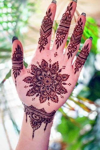 The Most Beautiful Henna Designs For Women