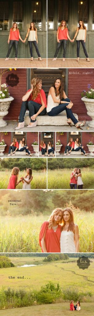 photoshoot ideas for female models