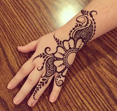 Henna Mehndi Designs are extremely famous