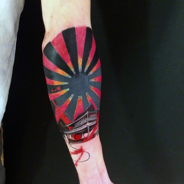 tribal suns