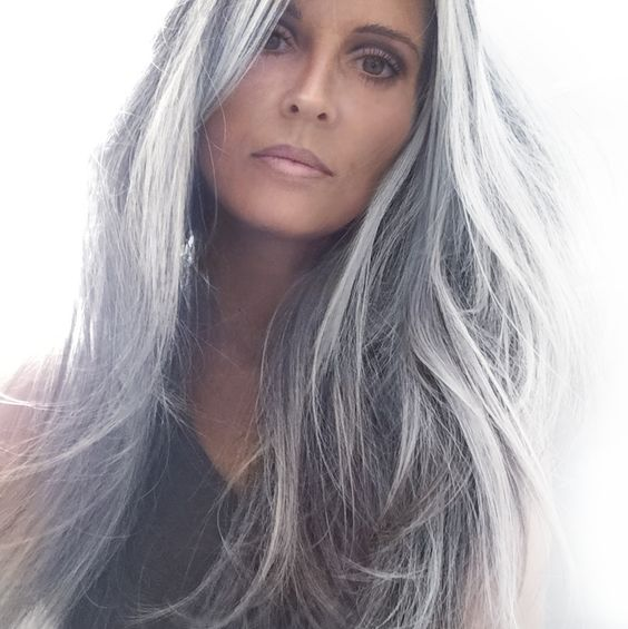 hairstyles for long faces over 40 for women