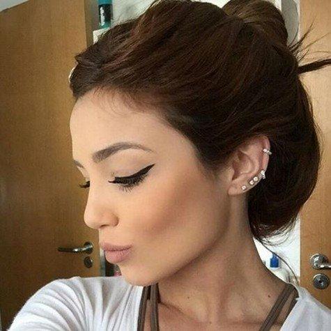 girls ear piercings