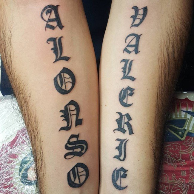 text tattoo ideas for guys on arms images