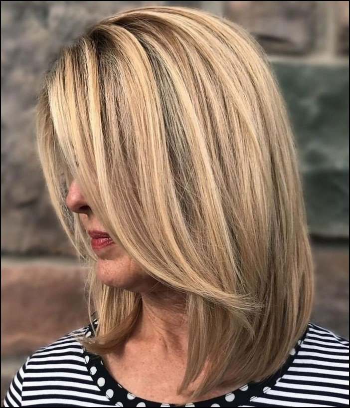 graduated bob hairstyles for older ladies