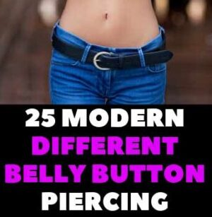 BELLY BUTTON PIERCING FOR FEMALE