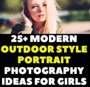 OUTDOOR PORTRAIT PHOTOGRAPHY