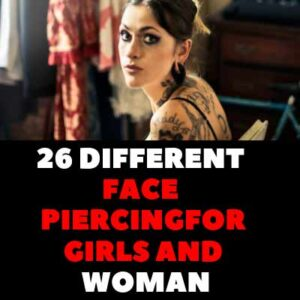 Face Piercing Jewelry for Girls and Woman