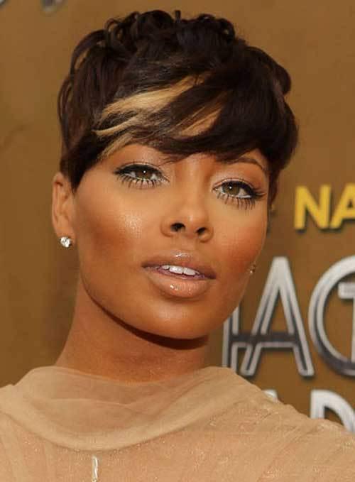 african american female fade haircuts