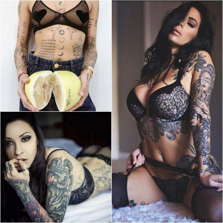 hot tattoos for females