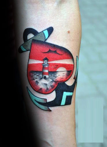 heart tattoo designs for guys
