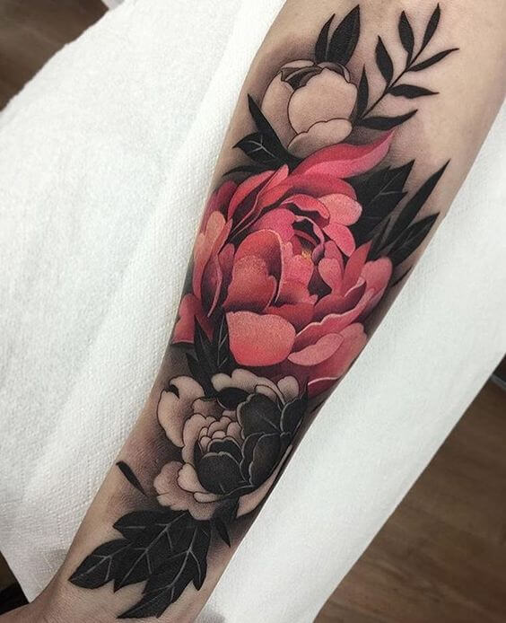 sleeve tattoos for daughter