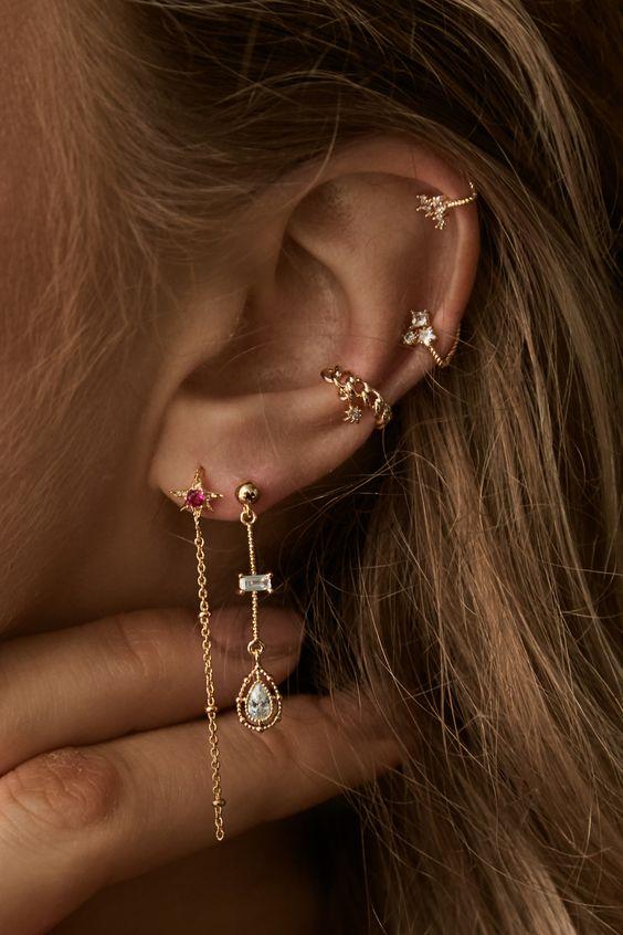 ear piercings for babies
