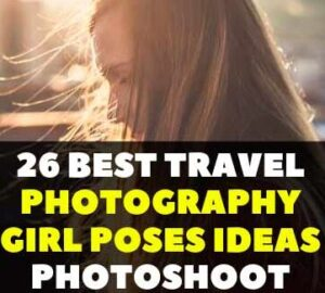 TRAVEL PHOTOGRAPHY GIRL