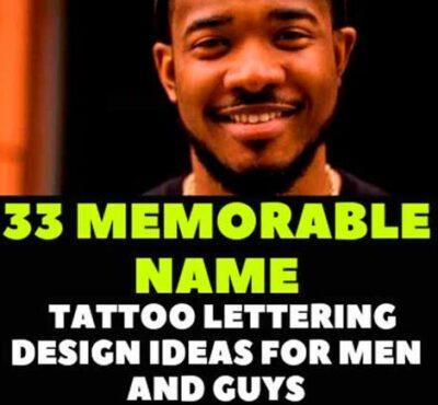 tattoo name ideas for guys