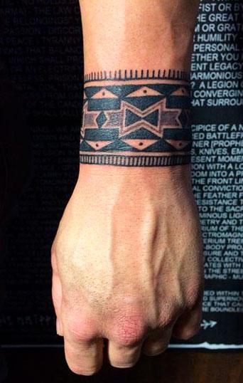 best small wrist tattoos