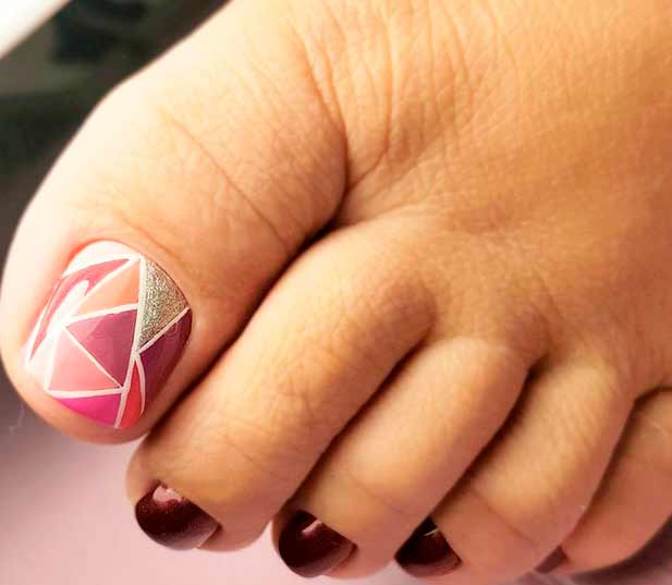 Best Toe Nail Art! Below you will find