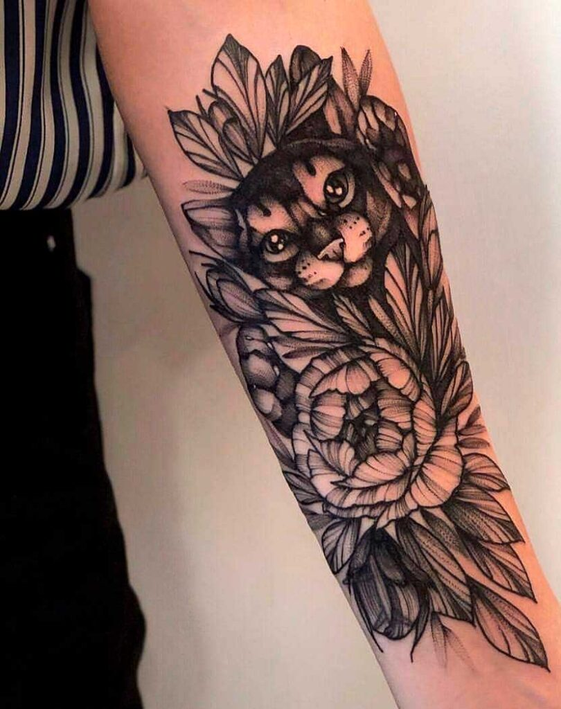 Cute and Small Tattoos for Girls
