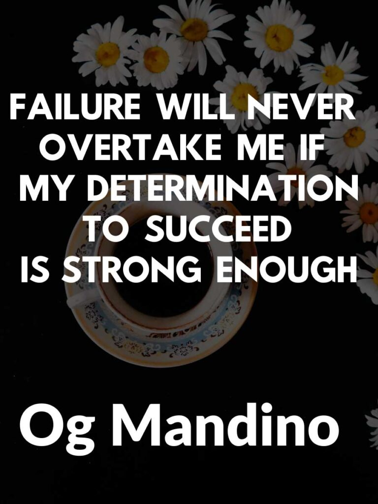 The Greatest Salesman in the World Quotes by Og Mandino