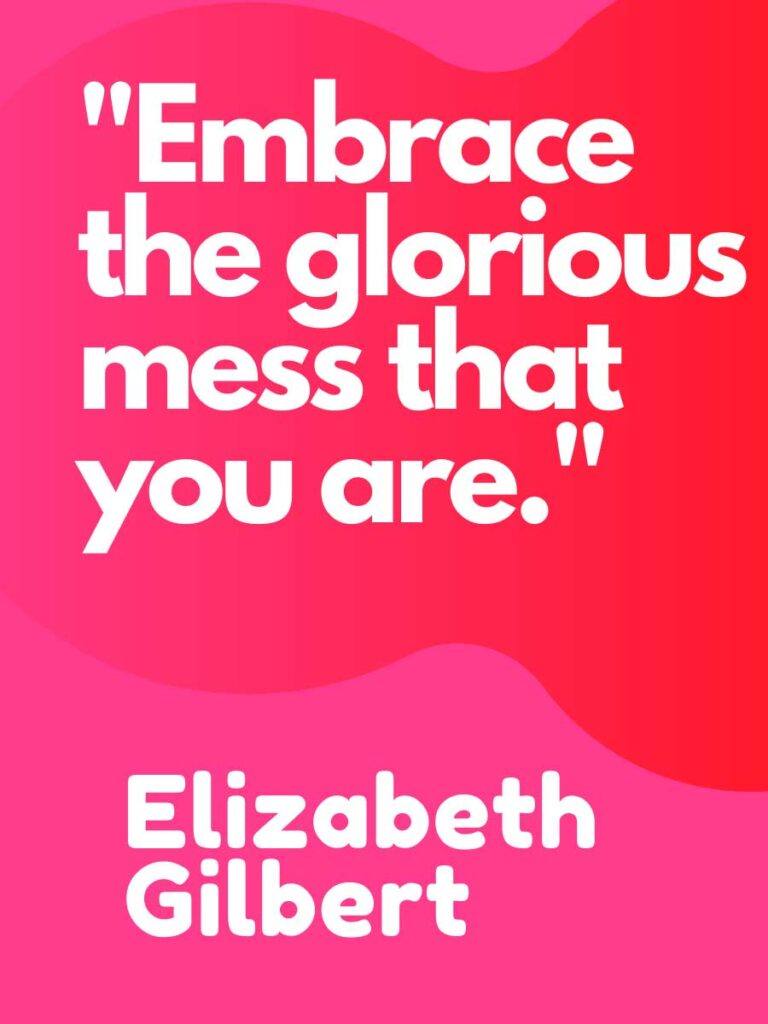 Funny Quotes   Elizabeth Gilbert
