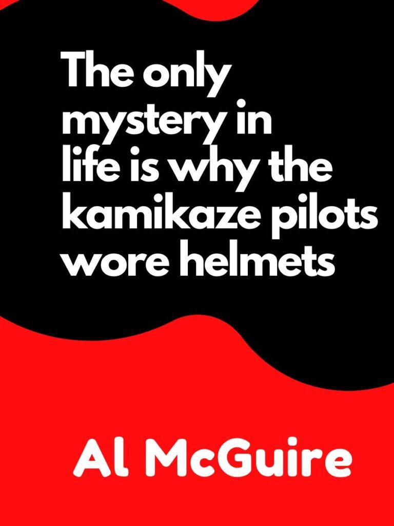 Quotes   Al McGuire