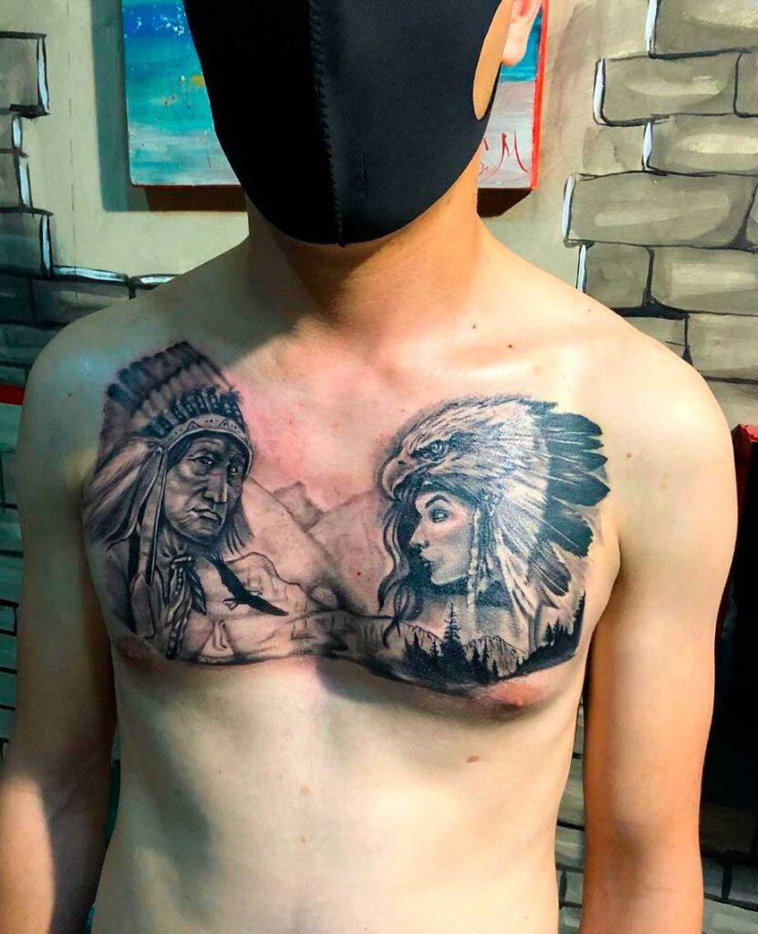 tattoo strong symbol