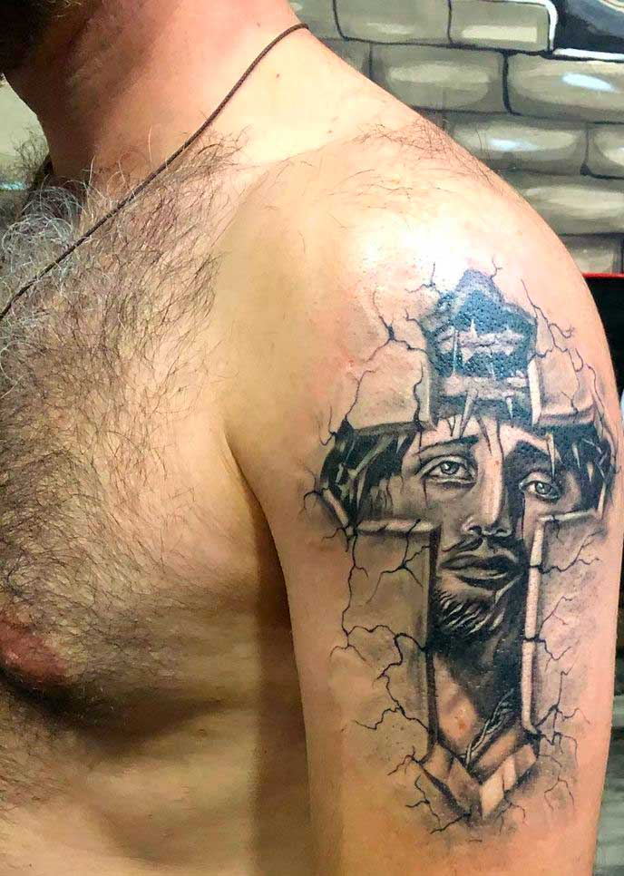 tattoo with strong meaning