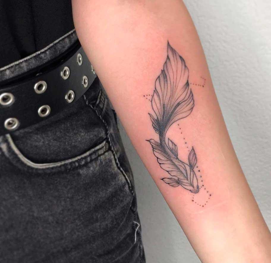 popular flowers for tattoos design ideas