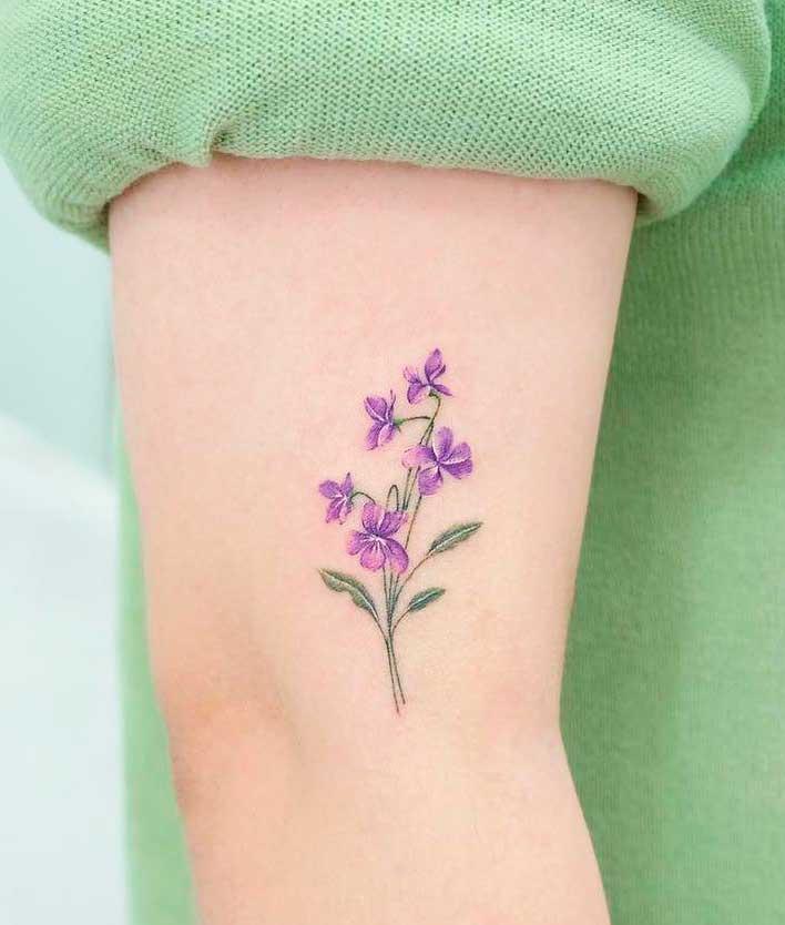 popular area to get tattooed