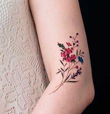 59 + Unique Forearm Tattoo Ideas for Women