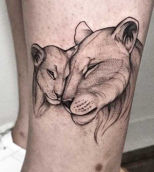 The Best animal  Tattoos You'll Want to Copy