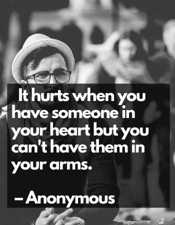heart  sad quotes in life