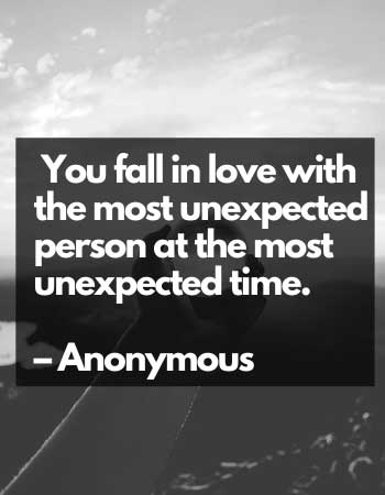 fall in love sad quotes in life with images