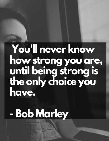 Bob Marley sad anniversary quotes with images