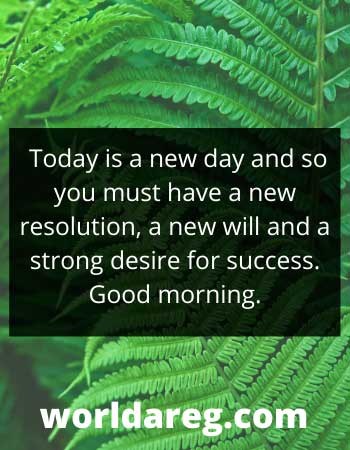 a new day god bless you message
