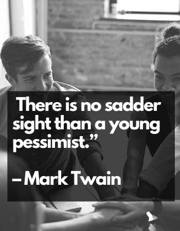 sad motivational quotes images by Mark Twain