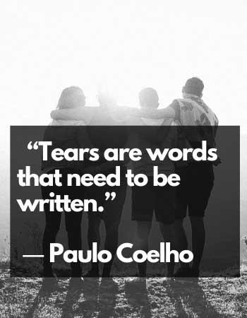 paulo coelho best sad quotes about life