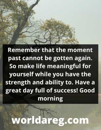 Have a great day full of success saying with images