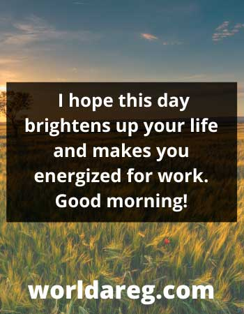 the freshness of this nice good morning quotes