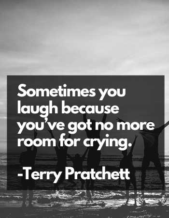 Terry Pratchett quotes and saying