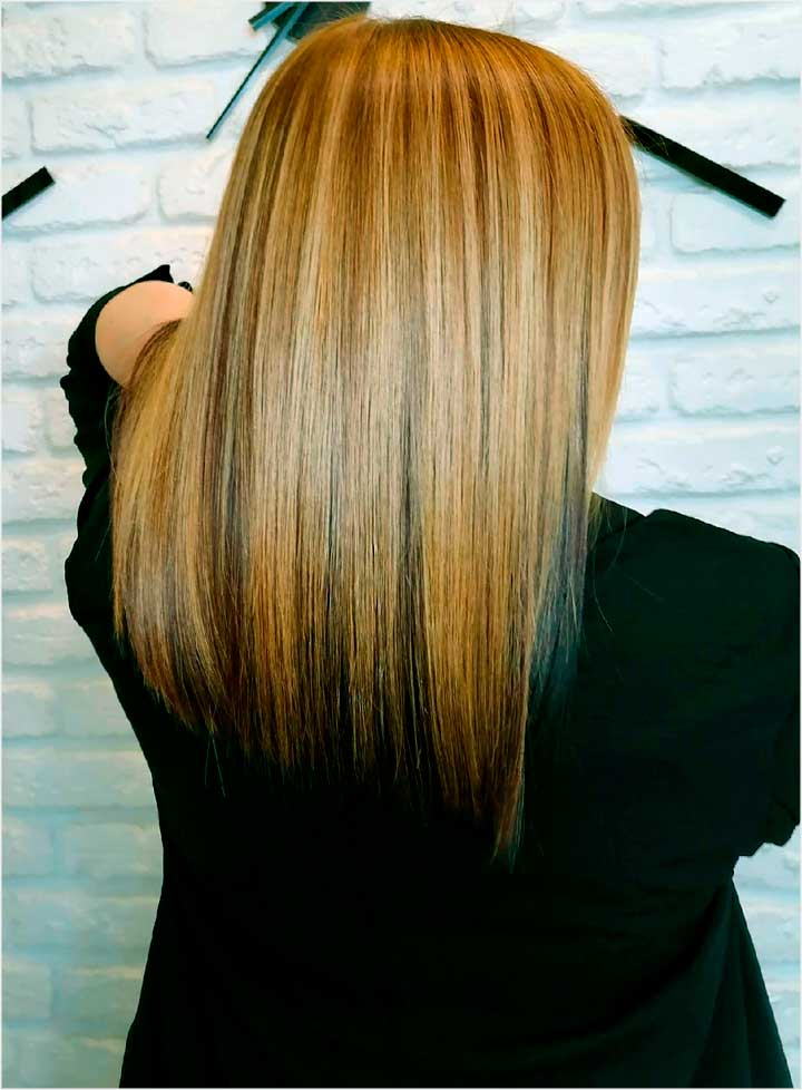 modern hairstyle for ladies with  long hair Archives ideas